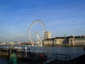 Good picture of the eye.  Big Ben was directly to my left.