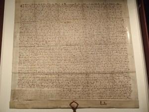 Magna Carta 1297