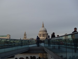 Cool view from St. Paul's.